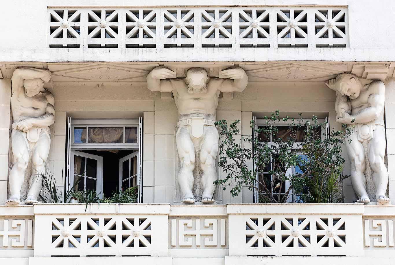 Ateneo Grand Splendid atlas