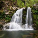 Inacayal waterfall, Villa La Angostura, Argentina
