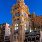 Palacio Barolo lighthouse, Buenos Aires