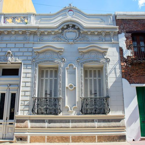 San Telmo traditional house