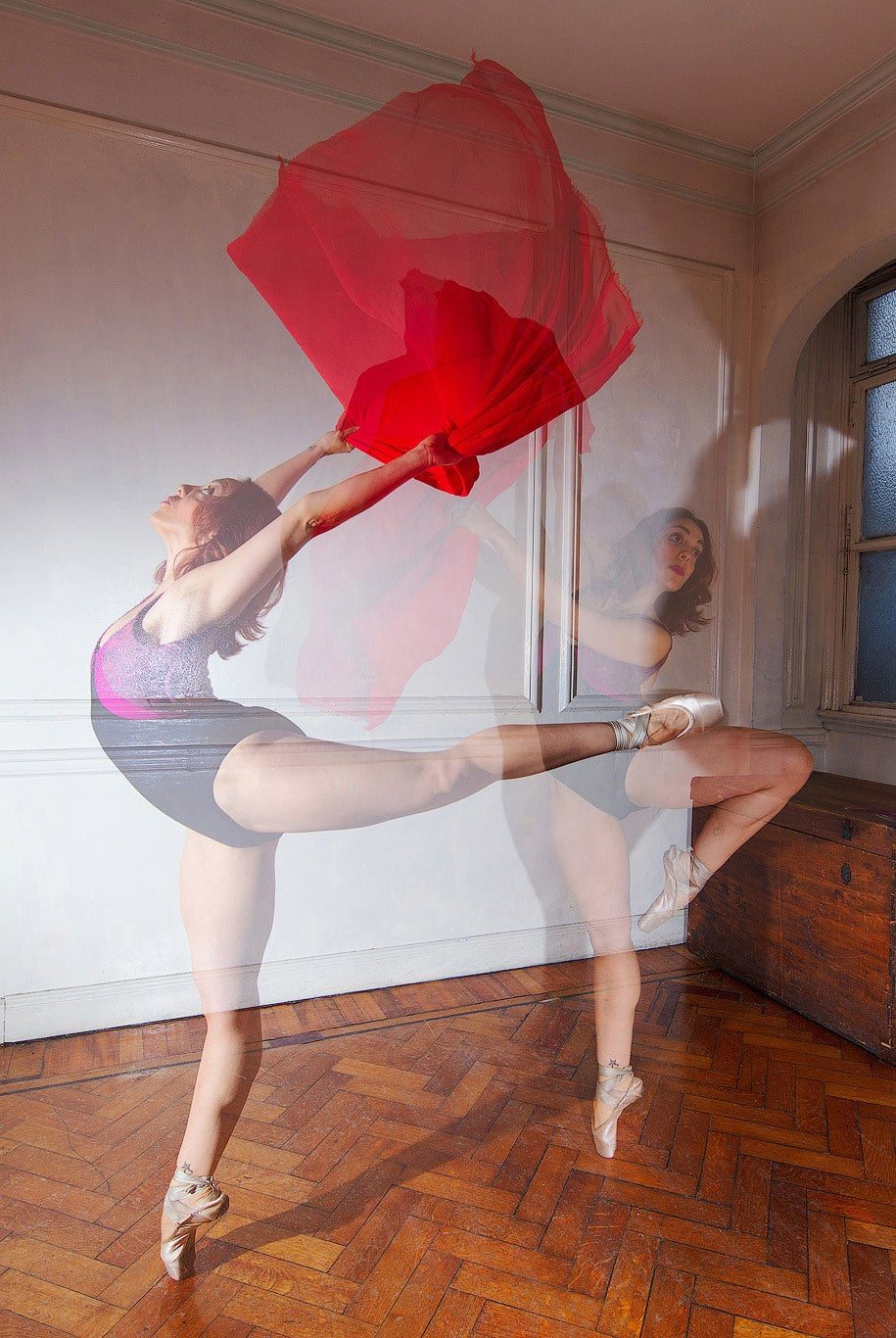 Victoria phot shoot dancer, Buenos Aires