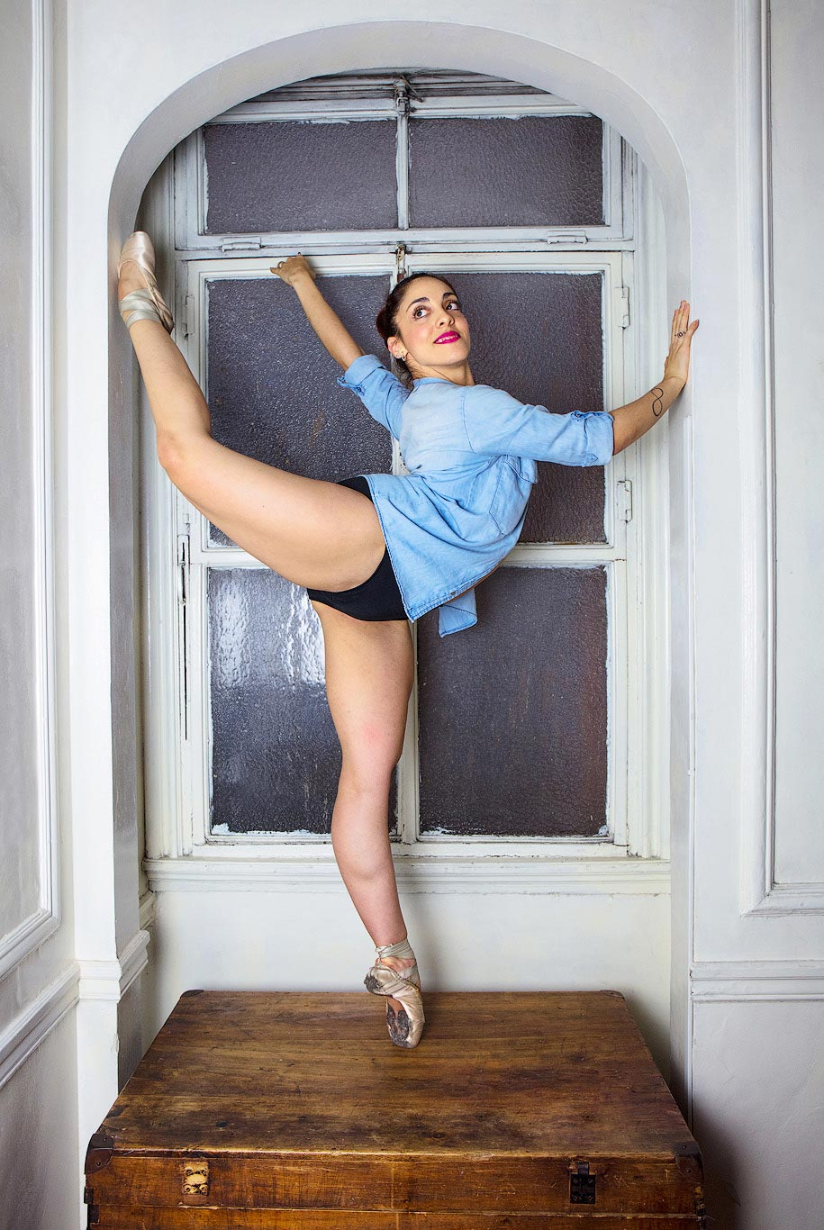 Victoria dancer photo shoot