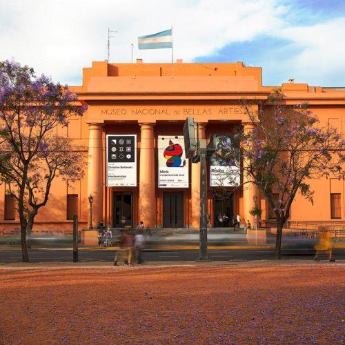 Bellas Artes, Fine Art museum in Buenos Aires