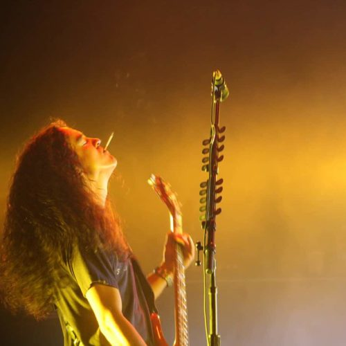 Alice In Chains concert in Milan