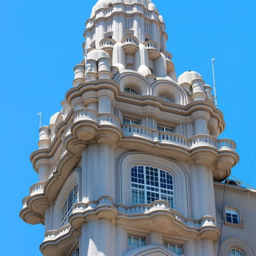 Palacio Barolo exterior view