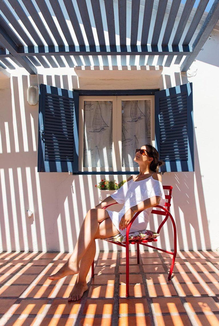 Orense Summer Portrait