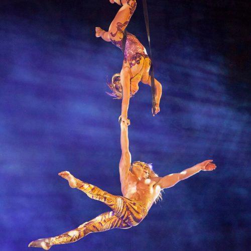 Cirque du Soleil in Milan