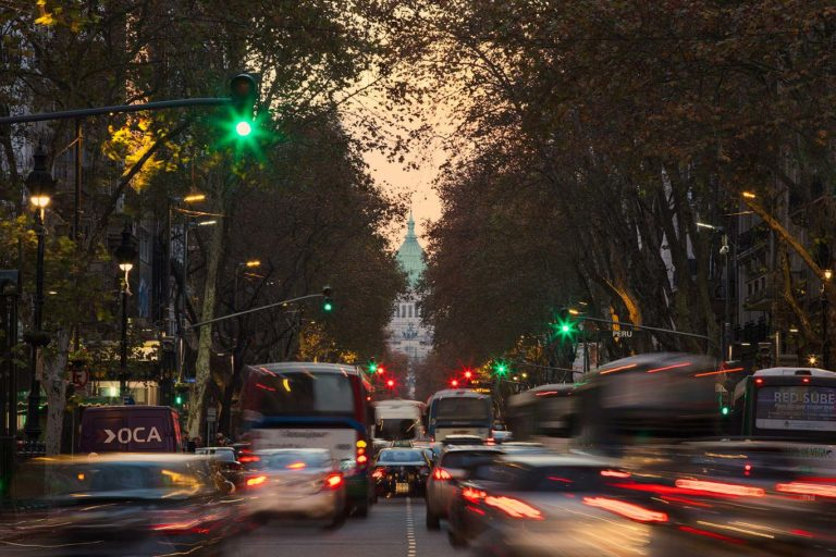 Road to the Argentine National Congress