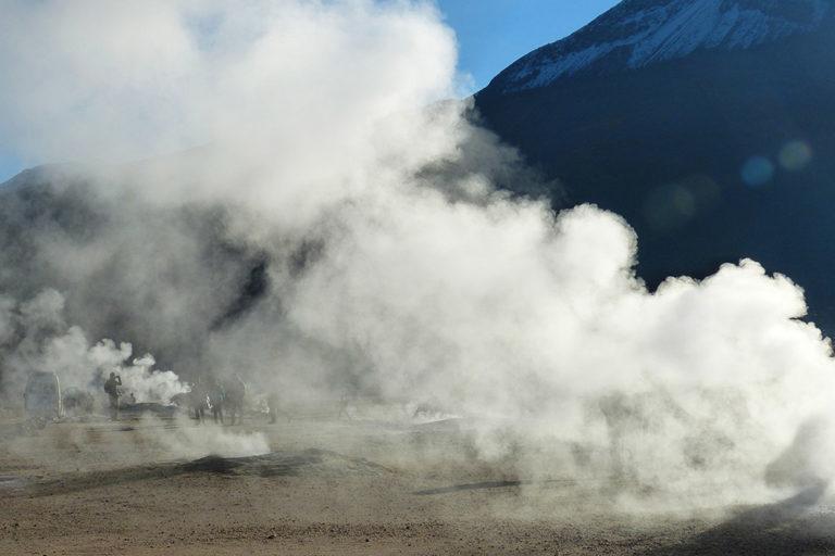 El Tatio geyser Chile
