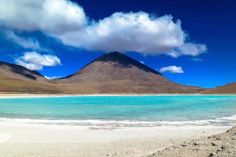 Laguna Verde Atacama Cile