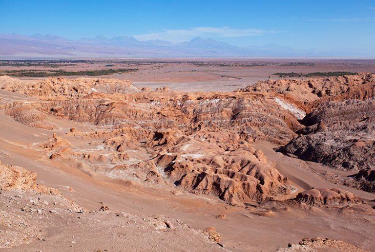 Valle della Luna Atacama