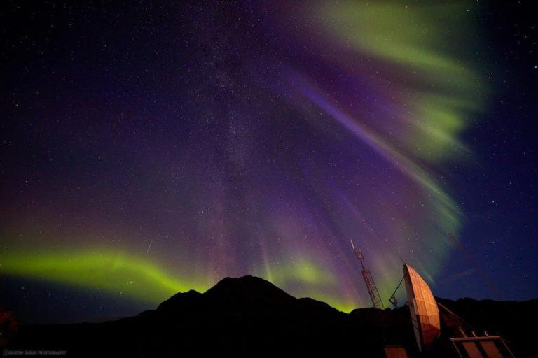 Greenland Aurora