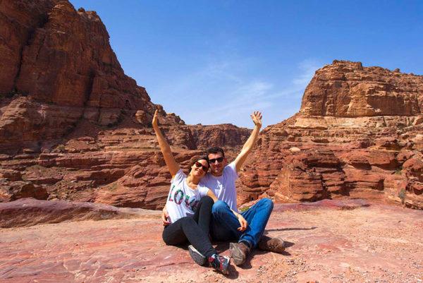 viaje jordania