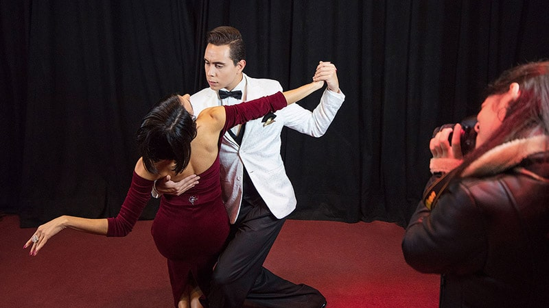 Private Tango Photoshoot