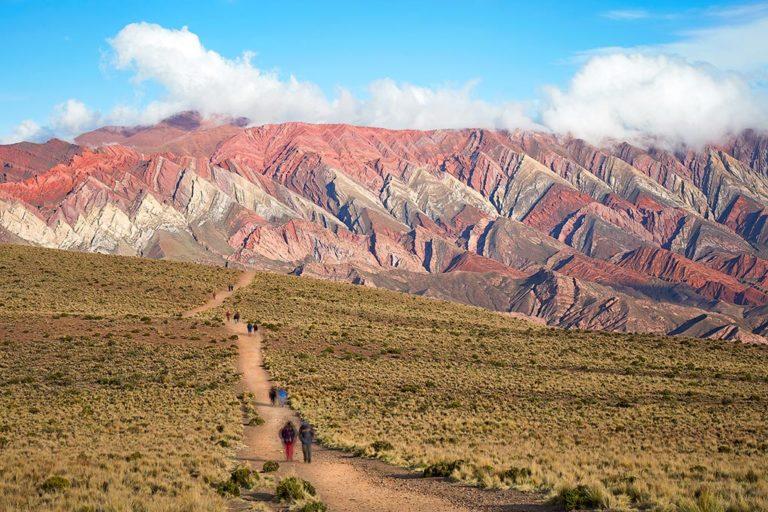 Hornocal mountain Jujuy