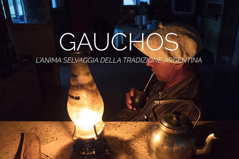 Fotografia di viaggio Gauchos