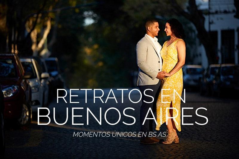 Retratos en Buenos Aires