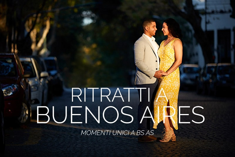 Ritratti a Buenos Aires