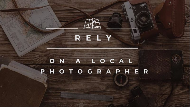 local travel photographer