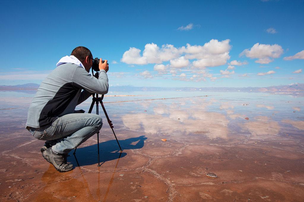 workshop de fotografía en el norte de Argentina